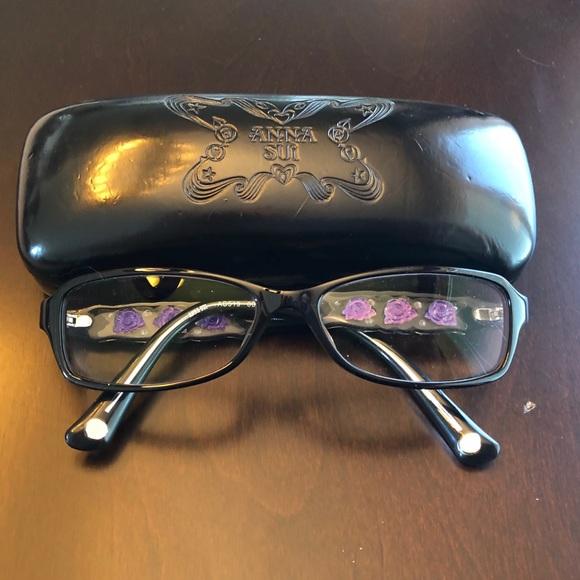 Anna Sui Accessories   Prescription Eyeglass Frames   Poshmark